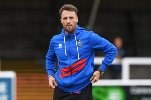 Dunfermline game the start of crucial period for Caley Thistle, says boss John Robertson