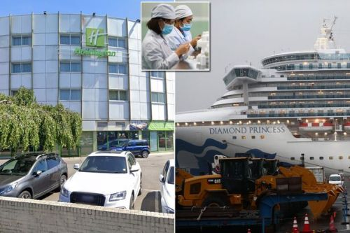 Holiday Inn near Heathrow Airport to be used as coronavirus quarantine centre
