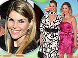 Fuller House stars accept Kids Choice Award and give a show of support to Lori Loughlin
