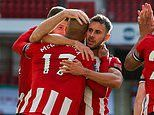 Chris Wilder's Sheffield United bargain boys look to be heading for Europe after Chelsea win