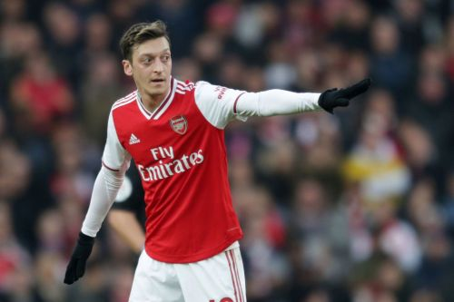 Mesut Ozil's former Arsenal team-mate Mohamed Elneny explains why everyone at the club has respect for him