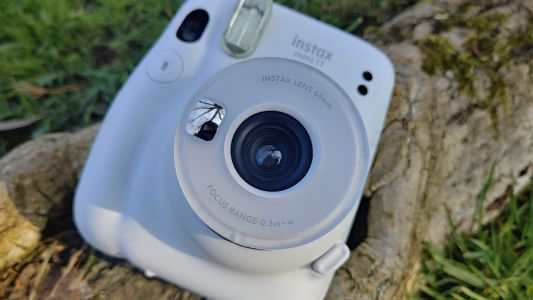 The Fujifilm Instax Mini 11 is our new number one instant camera - here's why