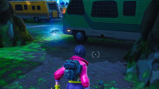 Fortnite Fortbyte 14: Where to find the RV Park