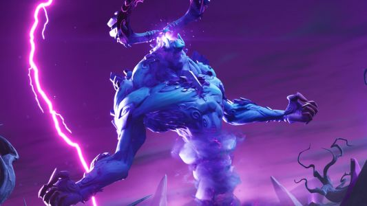 Fortnitemares release time - Halloween event lands and Fortnite install size drops 60GB