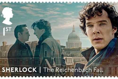 Hidden details in new Royal Mail Sherlock Holmes stamps - how fans can spot them