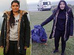 Heiress, 21, swaps five-star holidays, shopping sprees for a camping holiday with a skint family
