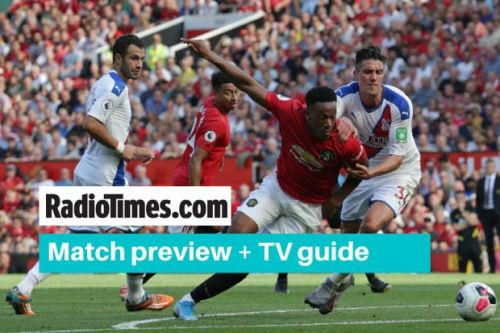 What channel is Crystal Palace v Man Utd on? Kick off time, live stream and latest team news