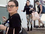Dancing With The Stars: Schapelle Corby leaves Brisbane studio with dance partner Shae
