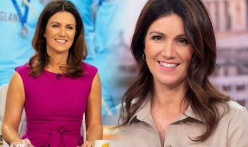 Where is Susanna Reid? Why is she not on GMB today and when is she back?