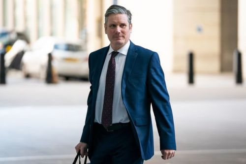 Keir Starmer to unveil 'balanced shadow cabinet' after landslide victory