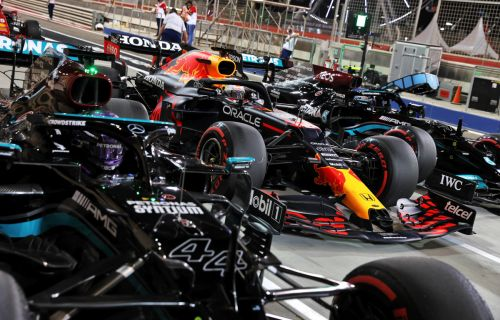 EA and Codemasters officially unveil F1 2021 game