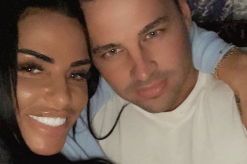 Katie Price says Carl Woods engagement was 'comedy fun' after proposal claim