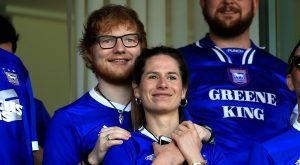 Ed Sheeran and Cherry Seaborn are expecting their first child