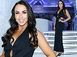 Married At First Sight's Natasha Spencer turns heads at VIP party