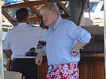 Johnson's Caribbean Christmas holiday was gift from Tory donor
