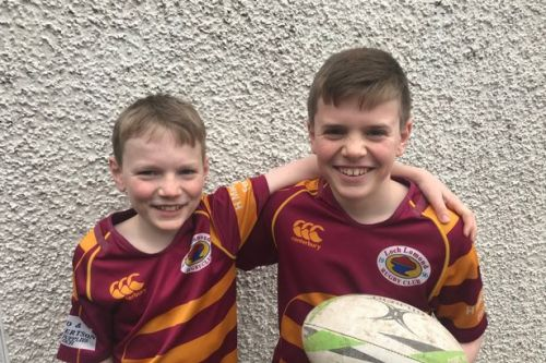 Balloch brothers catch Scotland boss' attention with rugby challenge