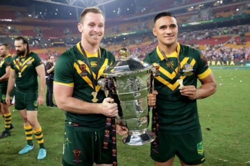 What channel is the Rugby League World Cup 2021 draw? TV information and live stream