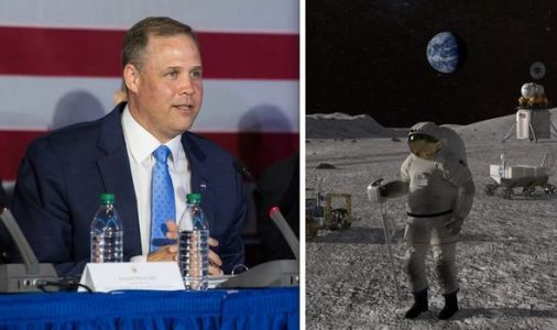 NASA latest: Chief is 'excited' about landing the first woman on the Moon, Mars and beyond