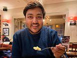 Indian food influencer wows fans with reviews of Greggs, Toby Carvery and Papa Johns