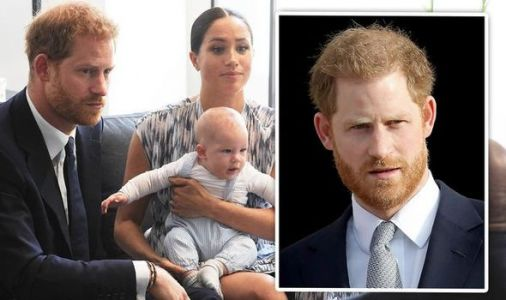 Meghan Markle and Harry's incredibly protective move after 'uncomfortable' Archie moment