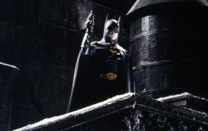 Tim Burton's 'Batman' almost went in a different direction had Michael Keaton not had his own way