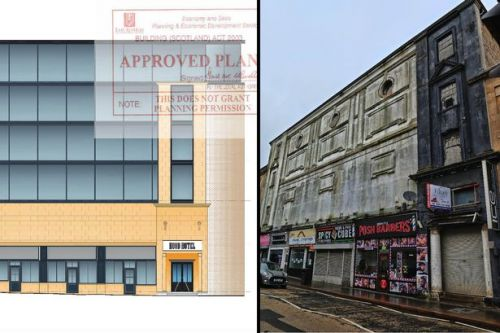 Rundown Kilmarnock nightclub could be transformed into hotel