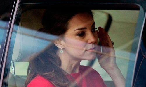 When royals can't help but cry in public - from Kate Middleton to the Queen