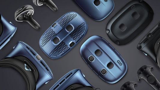 HTC Vive Cosmos will soon offer mixed reality and better tracking thanks to new faceplates