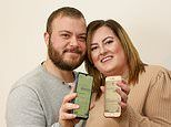Couple are set to marry two years after her phone company gave him her old number