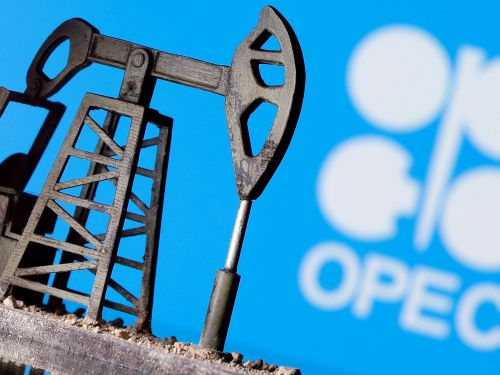 Oil surges after OPEC+ ends compliance dispute and sets a weekend meeting to confirm longer production cuts