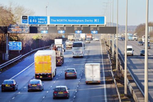 One fighting for life and two injured as 'drink driver' arrested in M1 crash