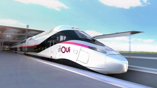 Construction begins on France's TGV of the future