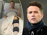 Michael Owen casts doubt over Harry Kane's return amid fears he will miss England's Euro 2020