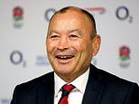 Eddie Jones signs new deal to stay on as England head coach and lead them into 2023 World Cup