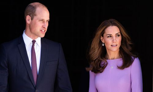 Prince William and Kate take to Twitter following Meghan Markle's tell-all Oprah interview