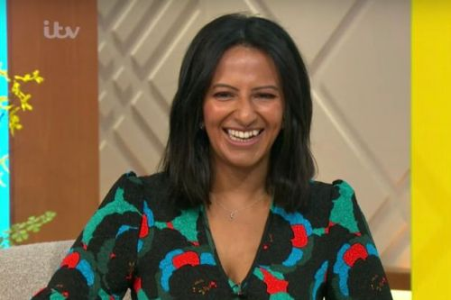 GMB's Ranvir Singh bravely opens up about alopecia as she debuts new hairstyle