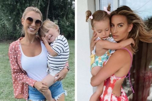 Ferne McCann says her daughter and Billie Faiers' son are a 'mini couple'