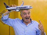 Ryanair pilots threaten Bank Holiday strikes which could hit 250,000 passengers