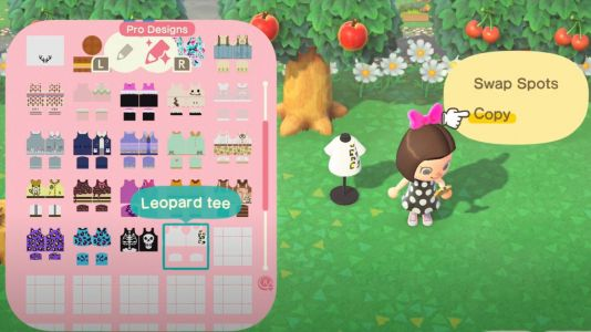 Beginners guide to creating your own fashion line in Animal Crossing: New Horizons