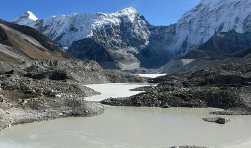 NASA news: Staggering space agency time-lapse reveals how quickly glaciers are melting