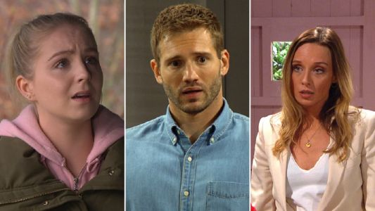 Emmerdale spoilers: What's next for the Andrea, Jamie, and Belle love triangle?