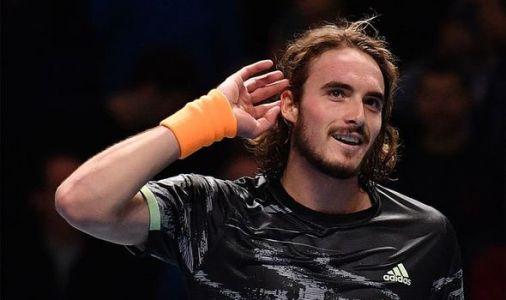 Stefanos Tsitsipas hails Roger Federer as Swiss star suffers shock ATP Finals defeat
