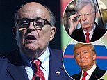 I NEVER discussed military aid to Ukraine with Donald Trump claims Rudy Giuliani