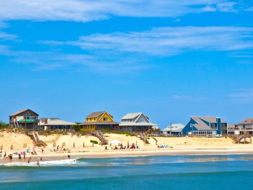 It's probably too late to score a summer rental - unless you can shell out $50,000 for one glorious week in a beach house
