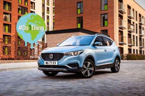 ADVERTORIAL: Win a brand new electric car worth £30k - MG's most high-tech vehicle ever
