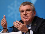 IOC President Thomas Bach is 'confident' the Olympic Games will go ahead, even if it means no crowds