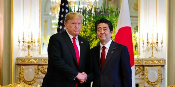 The US and Japan are holding trade talks, and a deal could settle shaky markets