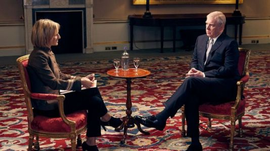 Prince Andrew Limps Away From Disastrous Interview Straight Into N-Word Race Row