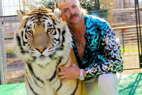 Tiger King Joe Exotic 'injected workers with tranquillisers meant for big cats'
