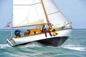 Sailing for All - the 1950s: a short history of yacht design